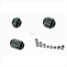 # EK-AF Extender M-M G1/4 - Black Nickel # 6mm | 12mm | 20mm