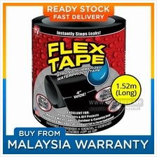 Super Strong Rubberized Waterproof Tape 4' Wide Seal Stop Leaks Tape