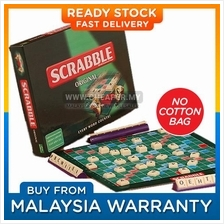Scrabble Board Game Crossword Spelling Game Family Board Educational