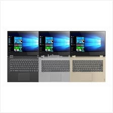 [21-May] Lenovo Yoga 520-14IKB 80X800YAMJ Notebook *Grey*