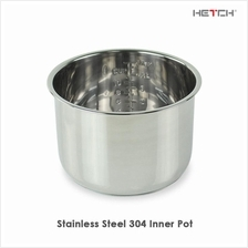 Stainless Steel 304 Inner Pot 6L - (Model: PSC-1603-HC)