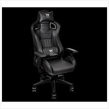 # Tt eSPORTS X FIT Black - Premium Gaming Chair #