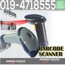 Hi Speed USB Wired Barcode Scanner Laser POS anti shock Bar Code Scan