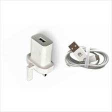 Huawei Travel Charger 3 Pin 2 A Super Charge + C Usb Cable