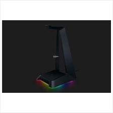 # RAZER Base Station Chroma #  Headphone Stand + USB Hub
