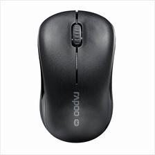 RAPOO 6010B BLUETOOTH OPTICAL MOUSE - BLACK