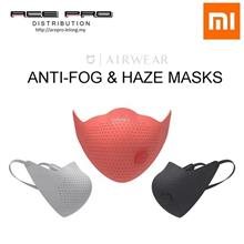 XIAOMI AirWear Anti-Fog And Haze Mask - Mi MiJia Breathable Face Mask