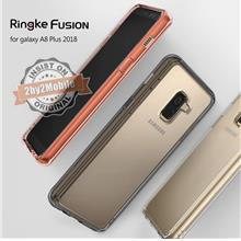 Original Ringke Fusion Galaxy A8 / A8 Plus 2018 case cover