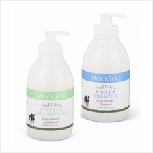 Moogoo: Haircare Value Pack (Cream Conditioner 500ml + Milk Shampoo -)