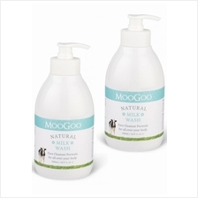 Moogoo: Milk Wash 500ml (Value Twin Pack) - 13% OFF!!)