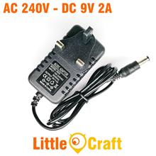 AC 100-240V To DC 9V 2A Adapter