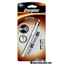 Energizer Metal Pen Light LED 35L Flashlight PLM22