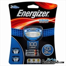 Energizer Vision Headlight 80L LED Headlamp HDA32