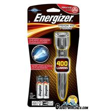 Energizer Vision HD 2AA 400L LED Flashlight PMHH21