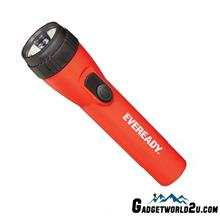 Eveready 2AA LED Flashlight LC1L2A-RED