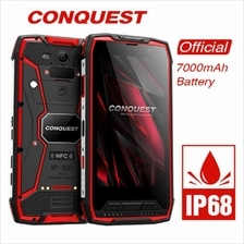 Conquest S11 Rugged Smartphone (WP-S11) ★