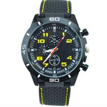 GT Racing Pilot Silicone Sport watch