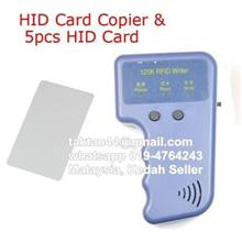 Handheld 125KHz HID ProxCard Card Writer Copier Duplicator Device