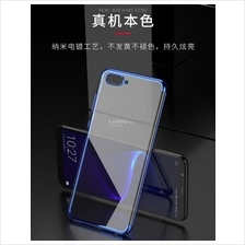 Huawei Honor 10 V10 7X 9 Lite Electroplating Transparent TPU Case