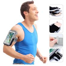 Sports Arm band Mobile Exercise Running Phone Arm Pouch Key Holder