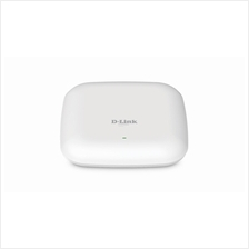 D-LINK DAP-2610 WIRELESS AC1300 WAVE 2 DUAL BAND POE ACCESS POINT