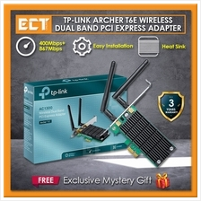 TP-Link Archer T6E AC1300 Wireless Dual-Band PCI Express Adapter