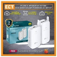 TP-Link TL-WPA8630 KIT Dual-Band Wi-Fi Kit with Powerline AC