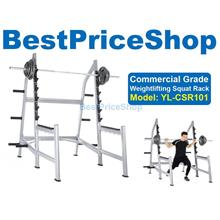 Commercial Grade Weightlifting Smith Machine Squat Rack YL-CSR101