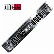 ONE80 Throw Line - Professional Oche Strip - Strong Adhesive [GREY]