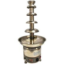 Commercial Chocolate Fountain Machine 5 Tier FRS-35A