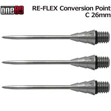 ONE80 Re-flex Conversion Points - 2BA - Replacement Points - Style C -