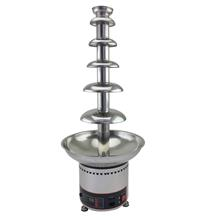 Commercial Chocolate Fountain Machine 6 Tier FRS36A