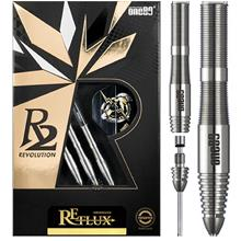 ONE80 STEEL TIP DART - R2 REFLUX VHD TUNGS - with Replaceable Reflex P