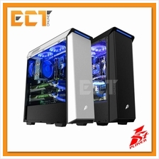 1STPLAYER H3 Bullet Hunter Transparent ATX Mid Tower Gaming Casing / C