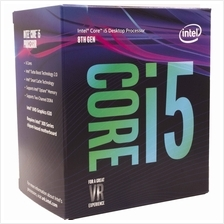 INTEL CORE I5 8500 3.0GHZ SOCKET 1151 PROCESSOR