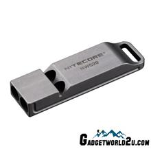 Nitecore NWS20 Titanium Alloy 120dB Whistle
