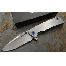 Sanrenmu 9008 Stainless Steel Liner Lock Folding Knife/Knives