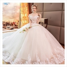 562066307558 luxury princess wedding dress