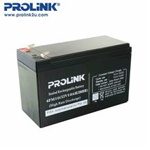 PROLiNK 12V / 10AH Maintenance Free VRLA Battery)