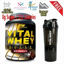 Slimming / Diet / Meal Replacement Shake – Vital Whey Halal 2kg+Shaker