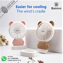 Baseus Portable Rechargeable Mini Hand Fan For Travelling Outdoor Offi