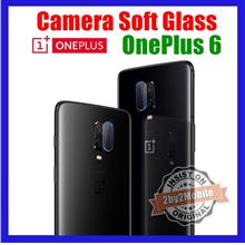 Camera Lens Soft Tempered Glass OnePlus 6 One Plus 6 OP6