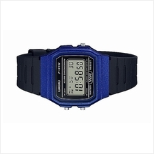 CASIO Digital Vintage Series Watch F-91WM-2ADF