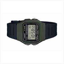 CASIO Digital Vintage Series Watch F-91WM-3ADF