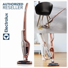 Electrolux Rechargeable Cordless Vacuum High Performance Lithium Turbo