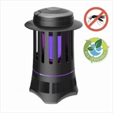 Eco Mosquito Trap Killer Repellent LED Lights Lamps + Air Purifier