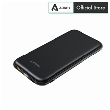 Aukey PB-T18 10000mAh Qualcomm Quick Charge 3.0 Slimline Power Bank)