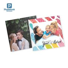 Photobook Malaysia 6' x 6' Mini Square Softcover Photo Book, 40 Pages)