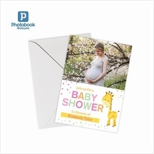 Photobook Malaysia 5' x 7' Flat Greeting Card - 10 Identical Pieces)