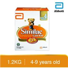 Similac Gain Kid NVE BIB - 1200G